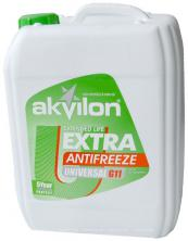 Антифриз AKVILON Antifreeze EXTRA, зеленый 10 кг