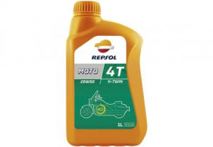 Моторное масло Repsol Moto V-Twin 4T 20W-50 CP-1 (RP168Q51)