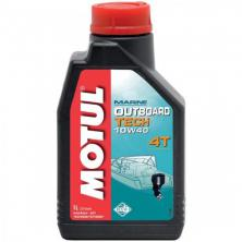 Моторное масло Motul Outboard Tech 4T SAE10W-40 1 л (852211)