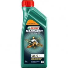 Масло моторное Castrol Magnetec Stop-Start 5W-20 E, 1 л