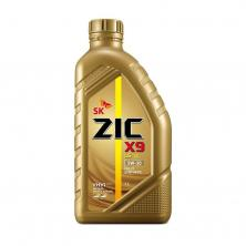 Моторное масло ZIC X9 5W-30 (1L)(132614)