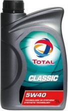 Масло моторное Total Classic 5W-40 1л (164796)