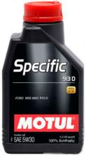 Масло моторное Motul Specific 913D 5W-30 1 л (856311 / 104559)