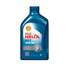 Моторное масло Shell Helix HX7 10W-40 1L