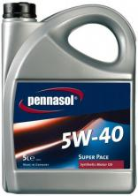 Моторное масло Super Pace 5W-40 5L Pennasol (292649)