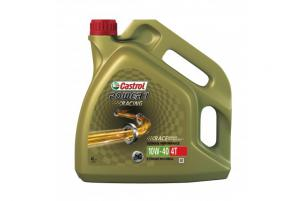 Моторное масло Castrol Power 1 Racing 4T 10W-40, 4л (4008177072123)