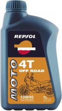 Моторное масло Repsol Moto Off Road 4T 10W-40, 1л (RP162N51)