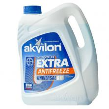 Антифриз AKVILON Antifreeze EXTRA, синий 4,3 кг