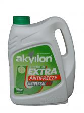 Антифриз AKVILON Antifreeze Extra Green G11 4,3 л