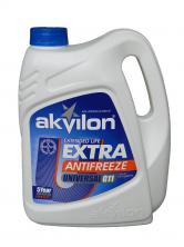 Антифриз AKVILON Antifreeze Extra Blue G11 4,3 л