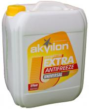 Антифриз AKVILON Antifreeze EXTRA, желтый 10 кг