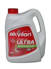 Антифриз AKVILON Antifreeze Ultra Red G12 4,3 л