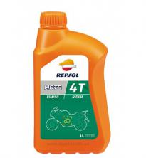 Моторное масло Repsol Moto Rider 4T 15W50 1 л (RP165M51)
