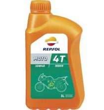 Масло моторное Repsol Moto Rider 4T 10W-40 1л (RP165N51)