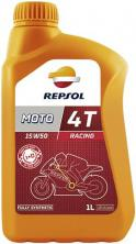 Масло моторное Repsol Moto Racing 4T 15W-50 1 л (RP160M51)