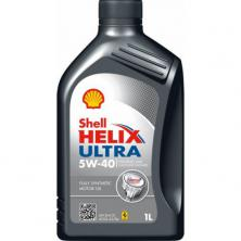 Моторное масло Helix Ultra l 5W-40 1л SHELL (550040638)