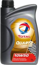 Масло моторное Total Quartz Racing 10W-50 1 л (166256)