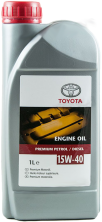 Моторное масло Toyota Engine Oil 15W-40 1 л (08880-80806)