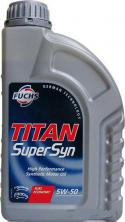 Масло моторное Fuchs Titan Supersyn 5w-50, 1 л