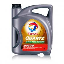 Моторное масло Total Quartz 9000 Future NFC 5W-30 5 л (183199)