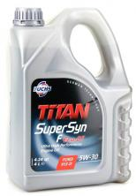 Масло моторное Fuchs Titan SuperSyn 5W-30, 4 л
