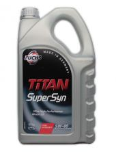 Масло моторное FUCHS TITAN SUPERSYN 5W-40, 5 л