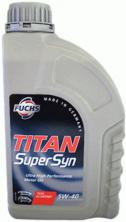 Моторное масло Fuchs Titan SuperSyn 5W-40 1L