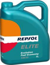 Масло моторное Repsol ELITE EVOLUTION F. ECONOMY 5W30 CP-1, 5 л