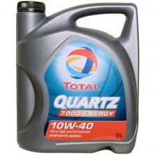 Моторное масло Total Quartz 7000 Energy 10W-40 5 л
