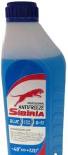 Антифриз Sibiria Antifreeze ОЖ-40 G11 синий 1л (36131)