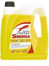 Антифриз Sibiria Antifreeze ОЖ-40 G11 желтый 10л (361)