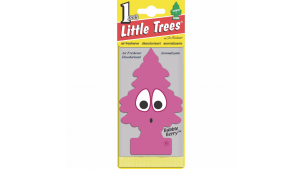 Ароматизатор в автомобиль Little Trees Ягодный (LITTLE TR BUBBL BERRY 5GR)