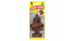 Ароматизатор в автомобиль Little Trees Кожа (LITTLE TR LEATHER 5GR)