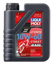 Масло моторное Liqui Moly Racing Synth 4T 10W-60 HD 1л (1525)