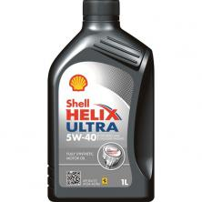Моторное масло 1 л Shell (Helix Ultra 5W-40 1L)