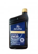 Масло моторное Honda Acura Synthetic Blend 5W-20 1л. (08798-9033)